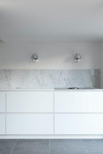 natuursteen in de keuken